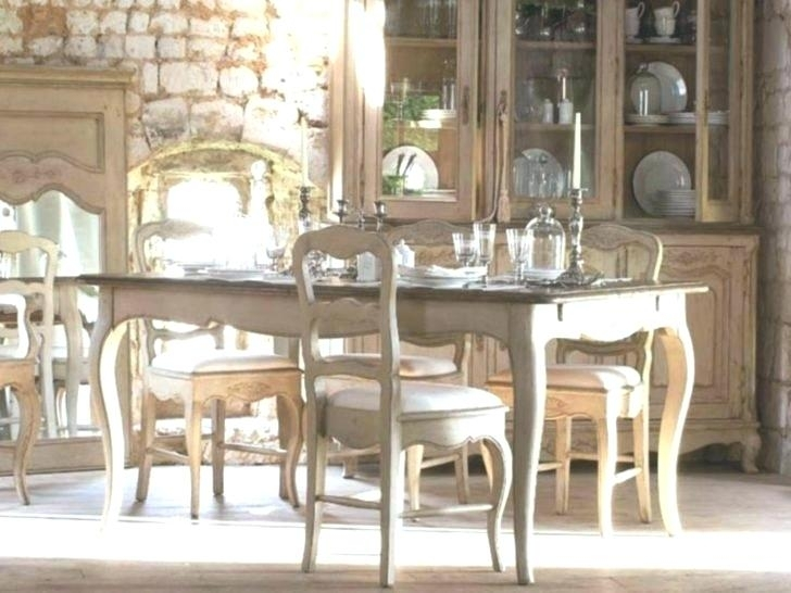 French Style Round Dining Table – Pizzaitaliana With French Country Dining Tables (View 21 of 25)