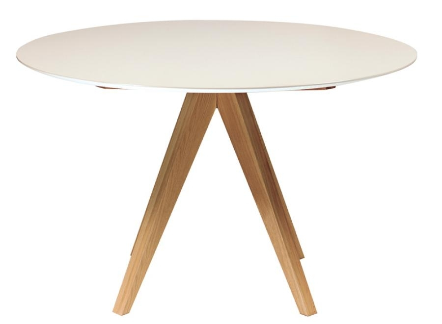 Fresh Design Modern Round Dining Table Merry Contemporary White In In Large White Round Dining Tables (View 24 of 25)