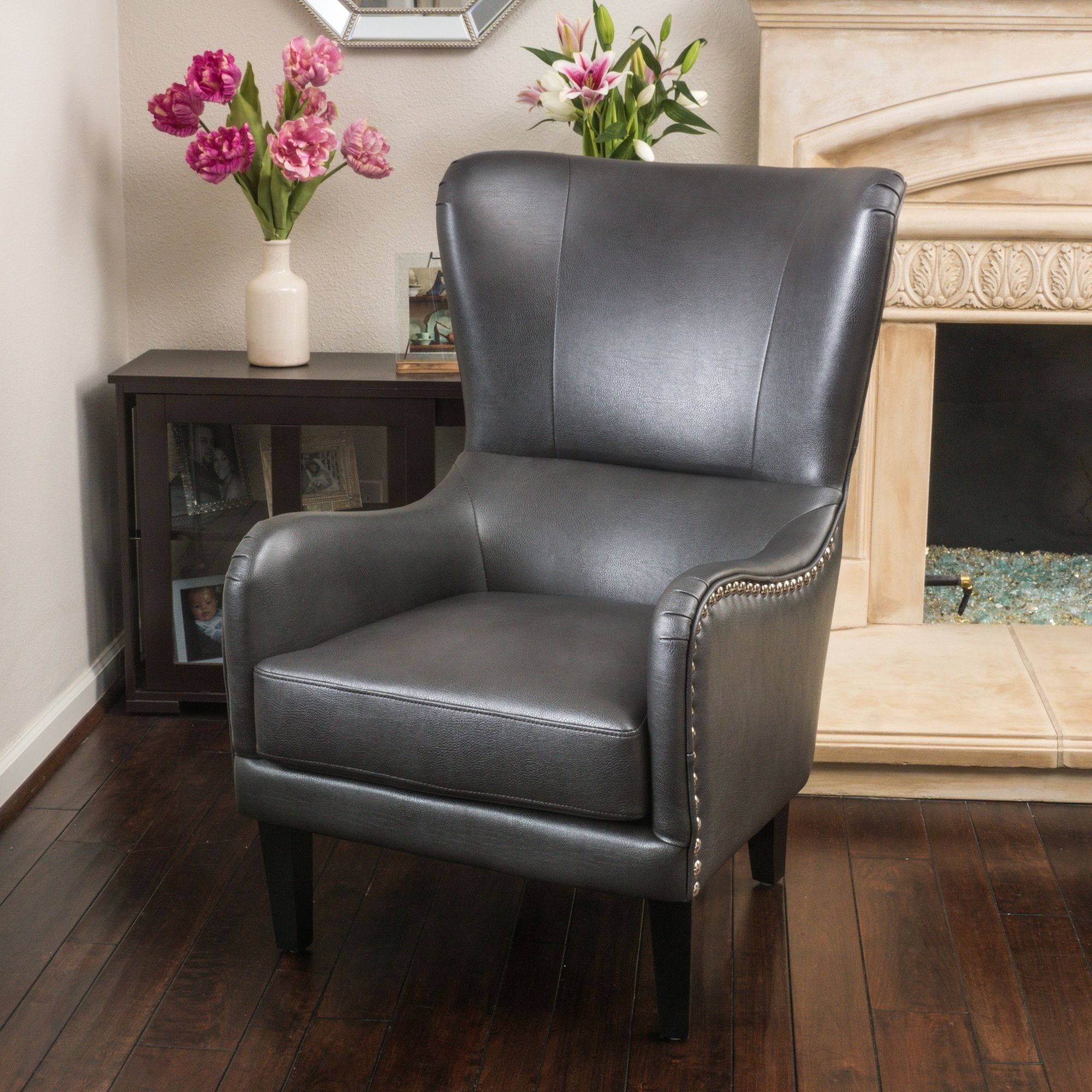 Full Sail High Back Wingback Chair | Products | Pinterest | Wingback Throughout Denali Light Grey 6 Piece Reclining Sectionals With 2 Power Headrests (View 22 of 25)