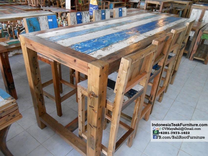Furniture – Bali Crafts Regarding Balinese Dining Tables (Image 16 of 25)