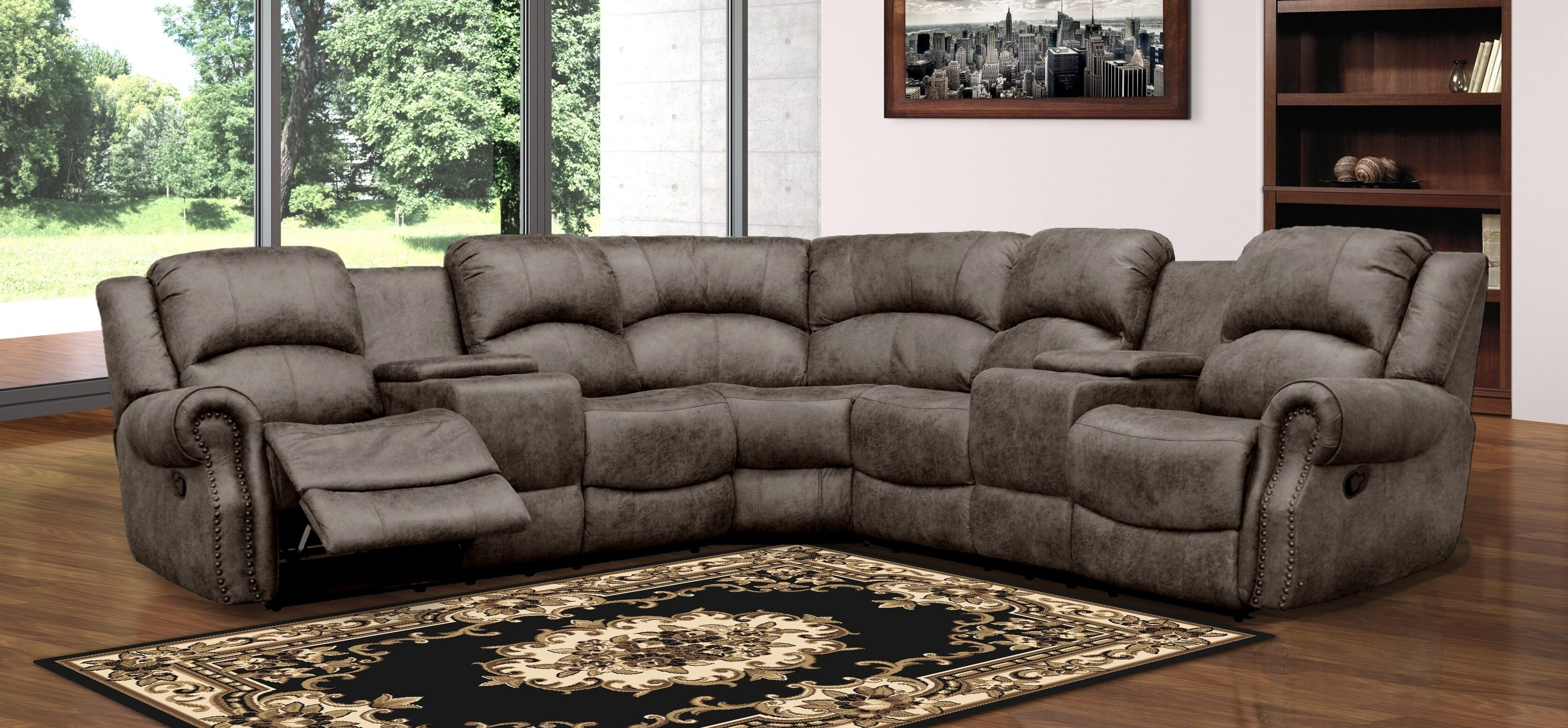 Furniture Clearance Center | Motion Groups Pertaining To Waylon 3 Piece Power Reclining Sectionals (Image 11 of 25)