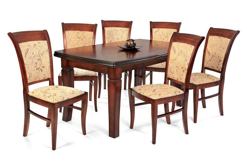 Furniture Dining Table Chair · Free Image On Pixabay Within Kitchen Dining Tables And Chairs (Image 15 of 25)