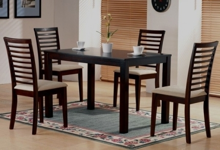 Furniture Dining Table Designs Custom Famous Dining Tables And With Regard To Dining Tables Chairs (Image 11 of 25)