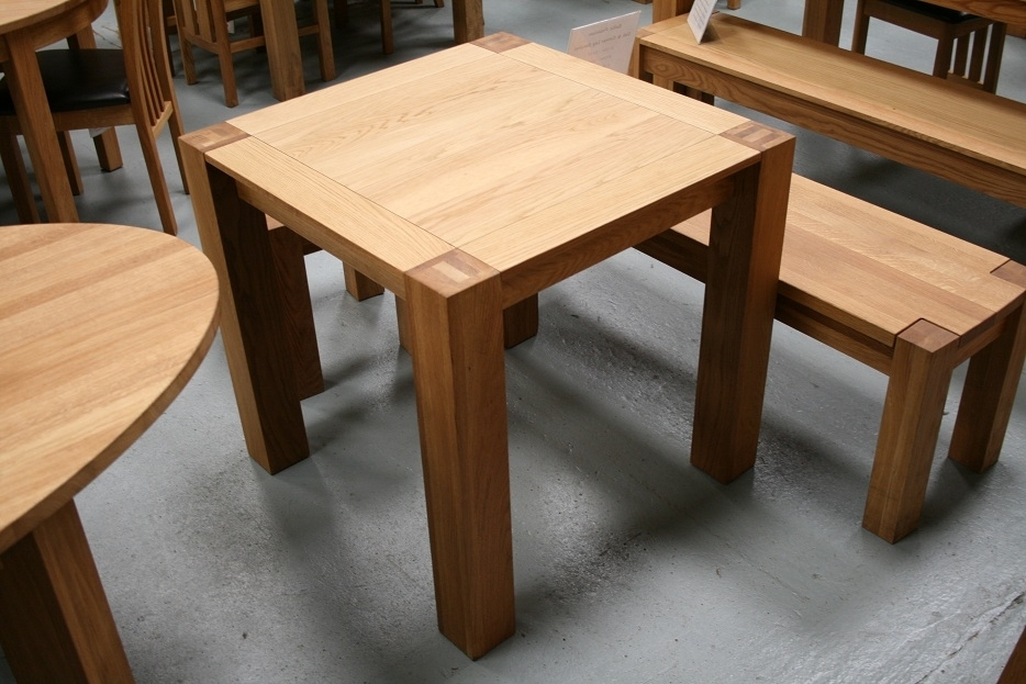 Furniture Sale | Clearance Sale | Cheap Table And Chairs | Dining Pertaining To Small Oak Dining Tables (View 7 of 25)