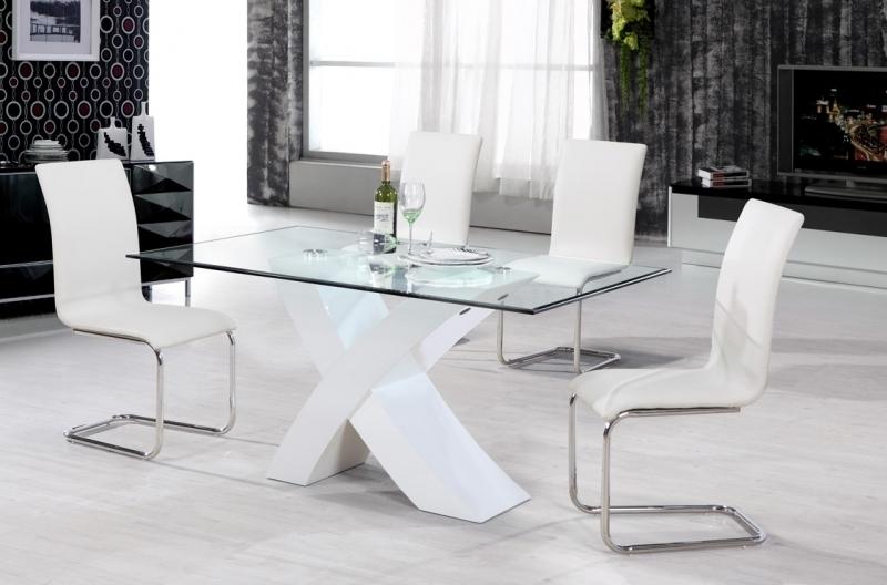 Furniture Shop W10 Harrow | Carpet, Laminate, Wooden Flooring Shop Regarding White Gloss Dining Furniture (Image 9 of 25)
