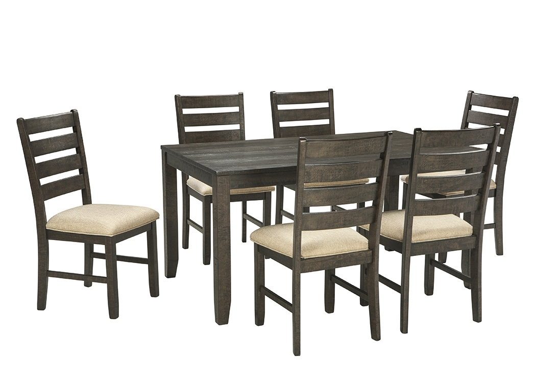 Furniture Store Northwest Side Chicago | Northwest Side Chicago Throughout Craftsman 7 Piece Rectangle Extension Dining Sets With Side Chairs (Image 12 of 25)