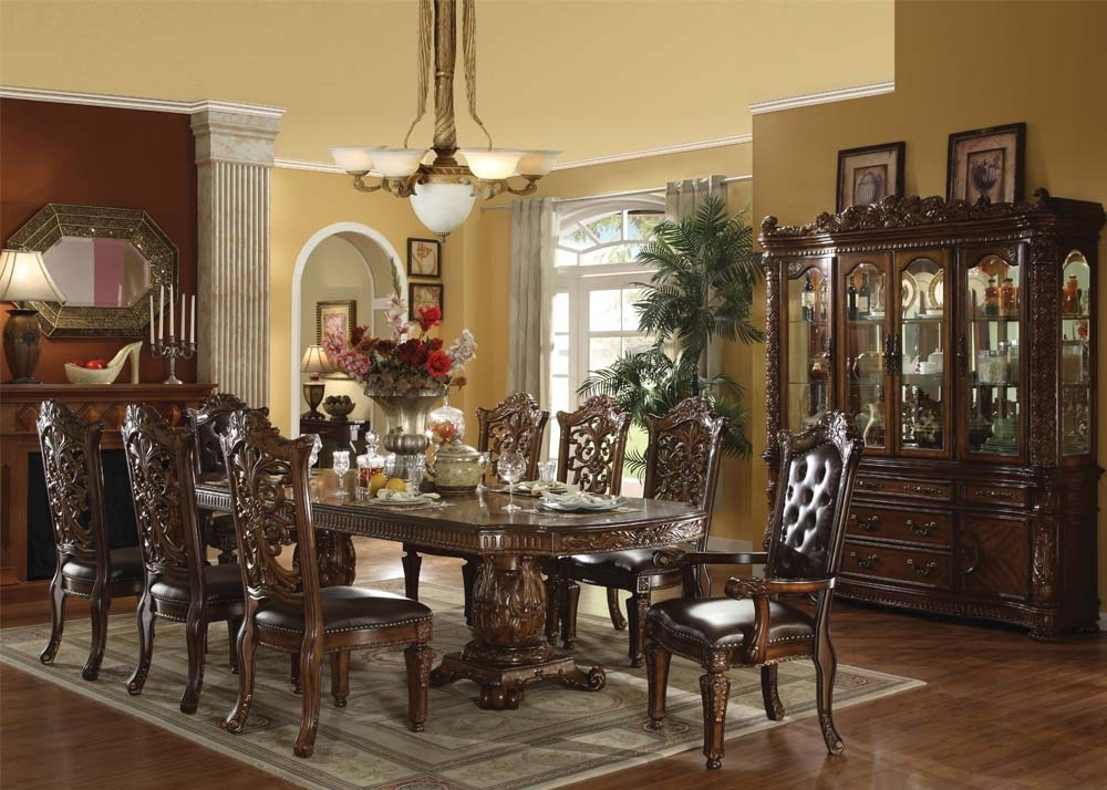 Furniture Stores Kent | Cheap Furniture Tacoma | Lynnwood In Pedestal Dining Tables And Chairs (View 21 of 25)