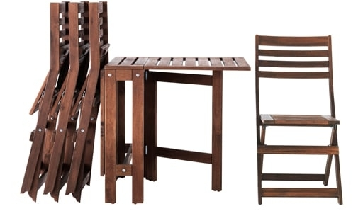 Garden Tables & Chairs | Garden Furniture Sets | Ikea With Regard To Garden Dining Tables And Chairs (Image 11 of 25)
