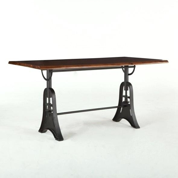 Gathering Table – Riselikelions Throughout Magnolia Home Taper Turned Bench Gathering Tables With Zinc Top (Image 10 of 25)