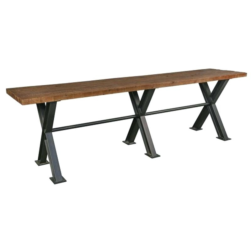 Gathering Table – Riselikelions With Magnolia Home Taper Turned Bench Gathering Tables With Zinc Top (Image 11 of 25)