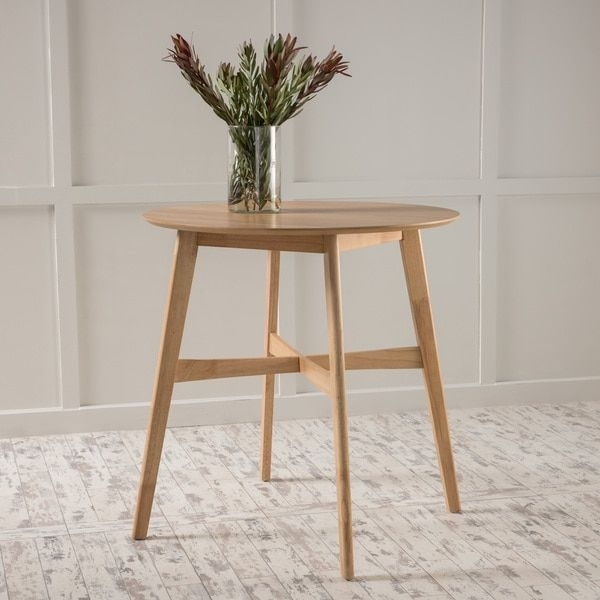 Gavin Wood Counter Height Tablechristopher Knight Home | New With Regard To Gavin Dining Tables (View 12 of 25)