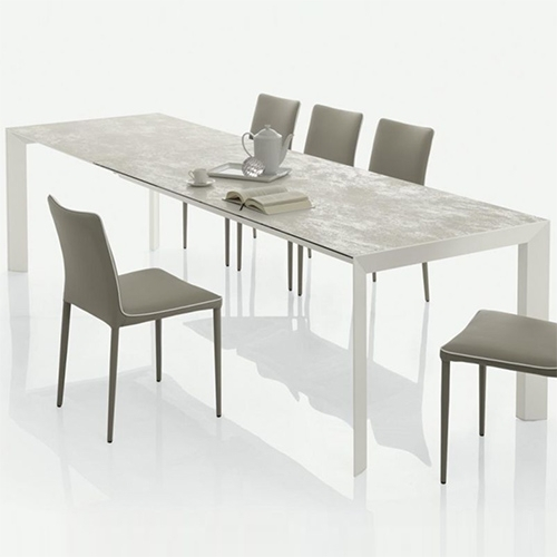Genio Extension Table – Property Furniture For Lassen Extension Rectangle Dining Tables (Image 13 of 25)