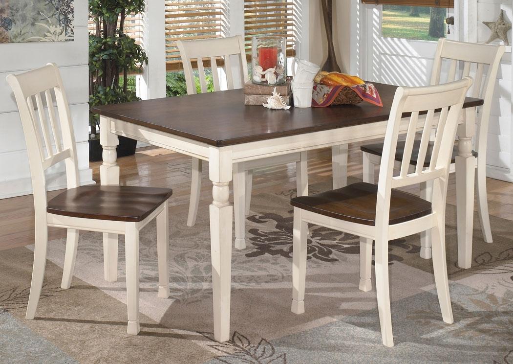 Gibson Furniture - Gallatin, Hendersonville, Nashville Tn Whitesburg within Jaxon 5 Piece Extension Round Dining Sets With Wood Chairs