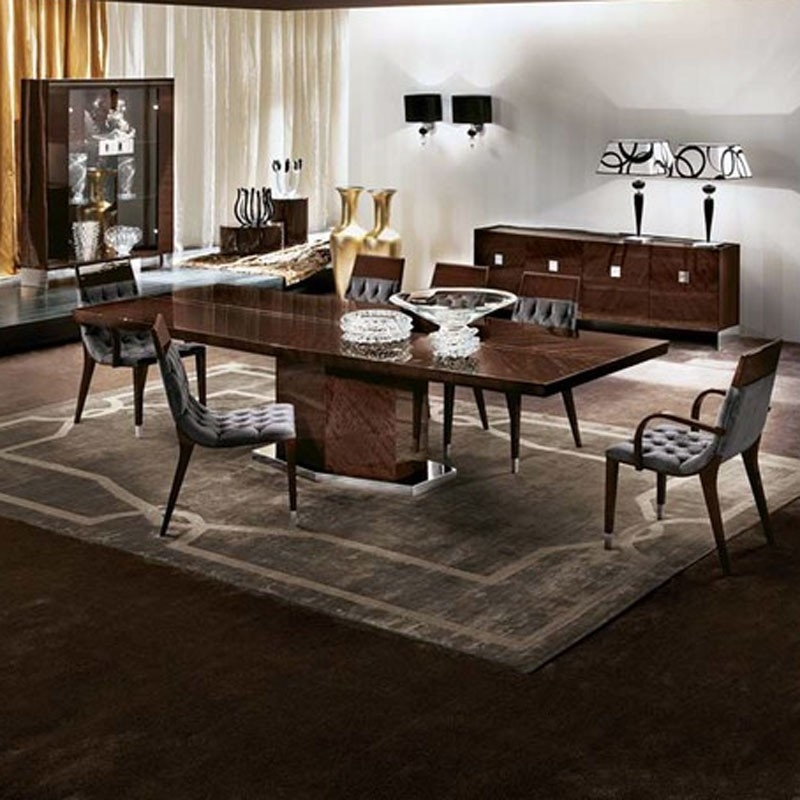 Giorgio Vogue Dining Table for Vogue Dining Tables