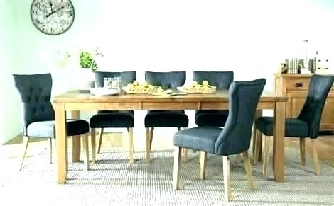Glass Dining Table 8 Seater Dining Tables And 8 Chairs Round Dining for Dining Tables and 8 Chairs