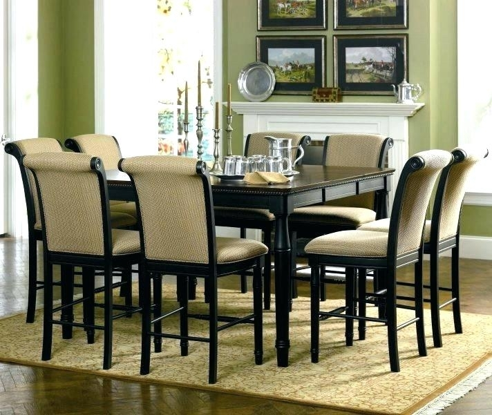 Glass Dining Table 8 Seater Glass Dining Table For 8 8 Chair Glass With 8 Seater Round Dining Table And Chairs (Image 15 of 25)
