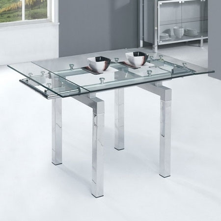 Glass Dining Table And Chairs | Wooden Dining Room Chairs with Glass Extending Dining Tables