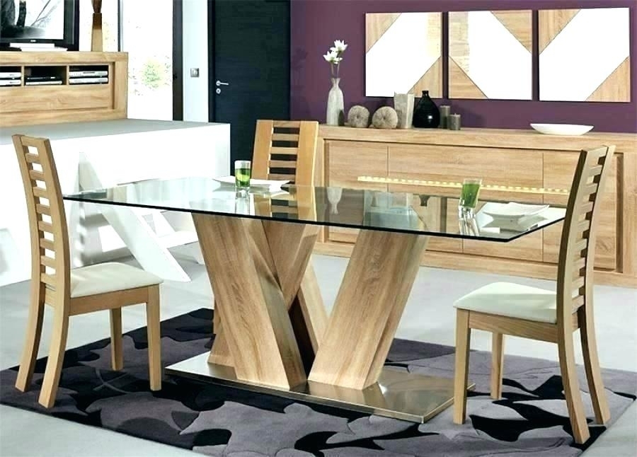 Glass Dining Tables And Chairs – Pinklemonblog Within Glass Dining Tables And Chairs (View 21 of 25)