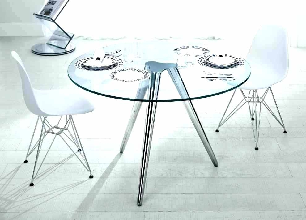 Glass Round Dining Table Ikea – Desktop Computer Desk Vidaativa (View 18 of 25)