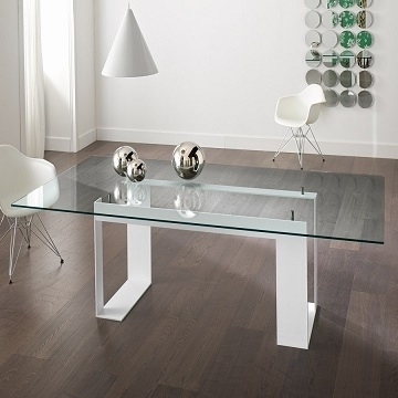Glass Table Tops – Custom Cut | Dulles Glass And Mirror Regarding Ina Matte Black 60 Inch Counter Tables With Frosted Glass (Image 10 of 25)