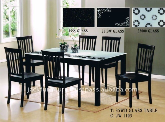 Glass Top Dining Table,wooden Dining Table With Glass Top,dining Regarding Wooden Glass Dining Tables (Image 10 of 25)