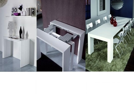 Goliath Table | 3 Best Pull Out Tables From $698 (Affordable Options!) With Cheap Folding Dining Tables (Image 13 of 25)