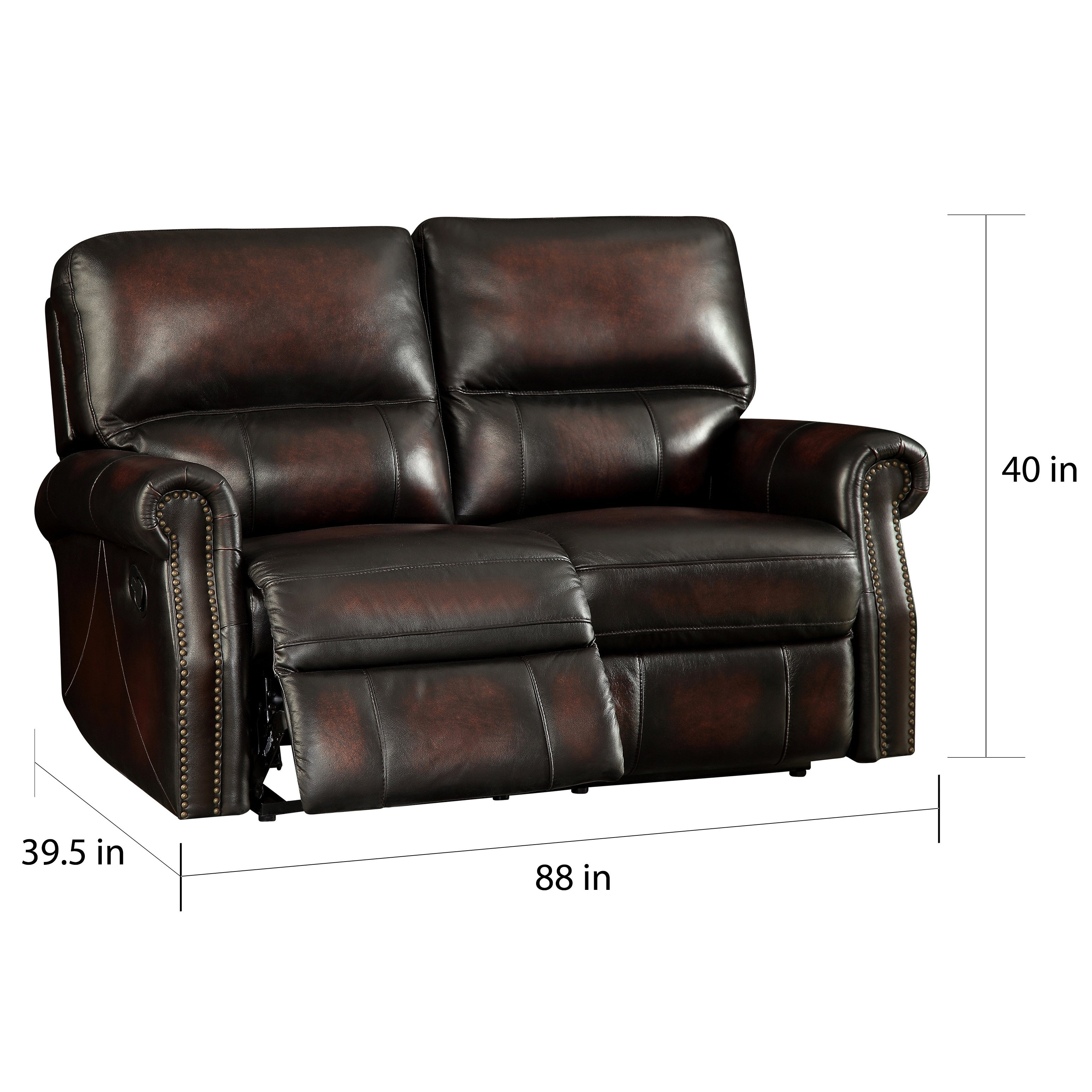 Good 25 Leather Wallaway Recliners Local | Russiandesignshow For Burton Leather 3 Piece Sectionals (Image 7 of 25)
