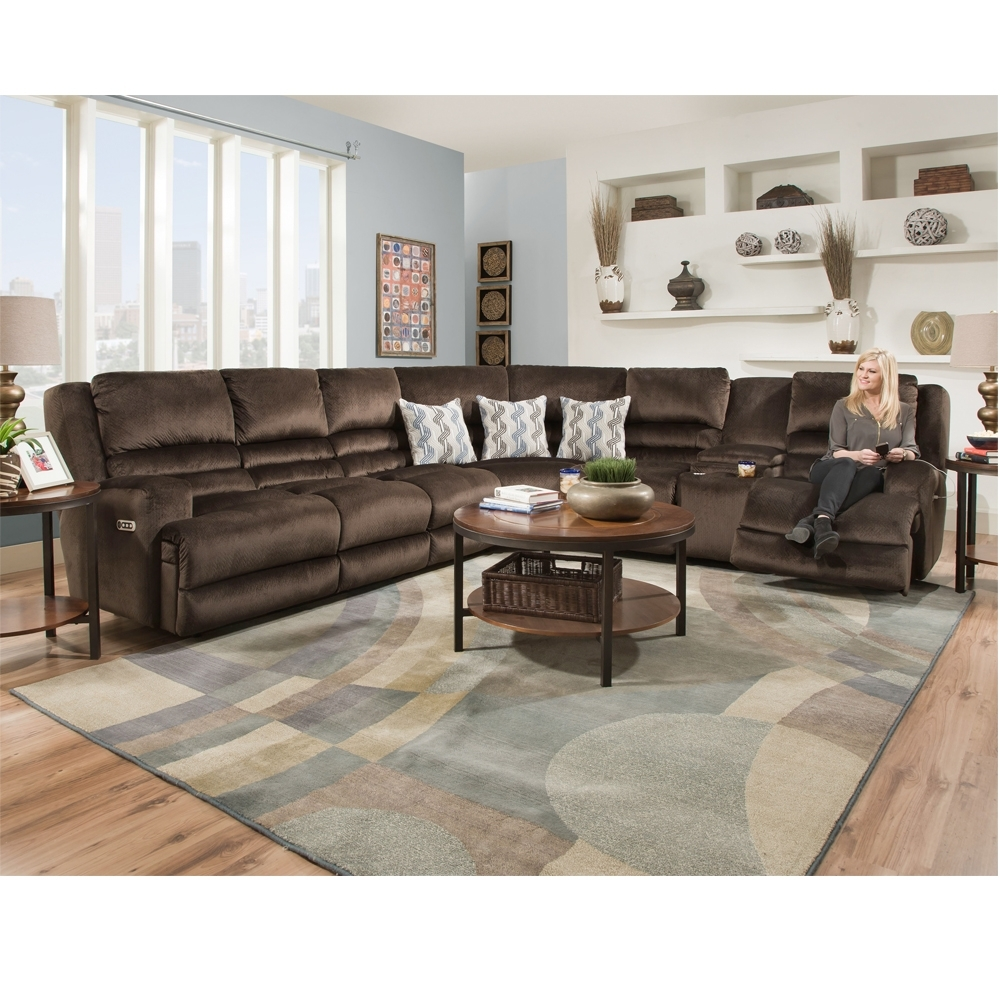 Grand Slam Sectional – Brown's Furniture Showplace With Lucy Grey 2 Piece Sleeper Sectionals With Laf Chaise (View 19 of 25)