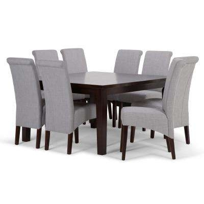 Gray – Dining Room Sets – Kitchen & Dining Room Furniture – The Home In Walden 7 Piece Extension Dining Sets (Image 6 of 25)