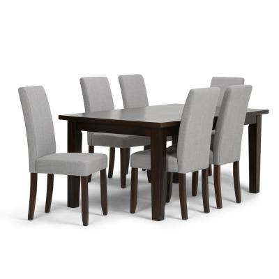 Gray – Dining Room Sets – Kitchen & Dining Room Furniture – The Home Pertaining To Walden 7 Piece Extension Dining Sets (Image 7 of 25)