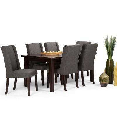 Gray – Dining Room Sets – Kitchen & Dining Room Furniture – The Home Throughout Walden 7 Piece Extension Dining Sets (Image 10 of 25)