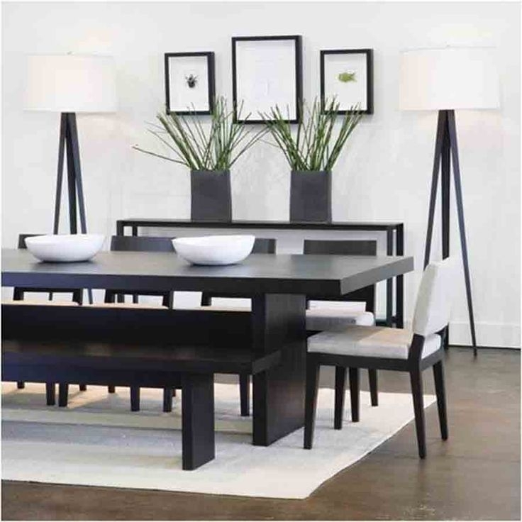 Great Modern Dining Room Table Sets – Esescatrina In Modern Dining Suites (Image 14 of 25)