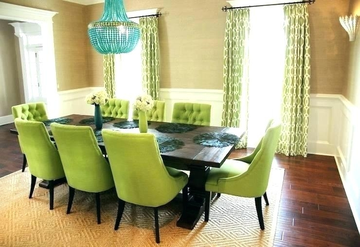 Green Dining Table Set Mint Room Chairs Metal – Beface In Green Dining Tables (View 13 of 25)