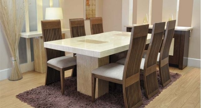Grenoble Dining Table And 6 Chairs @scs Sofas #scssofas #table Pertaining To Scs Dining Room Furniture (View 3 of 25)