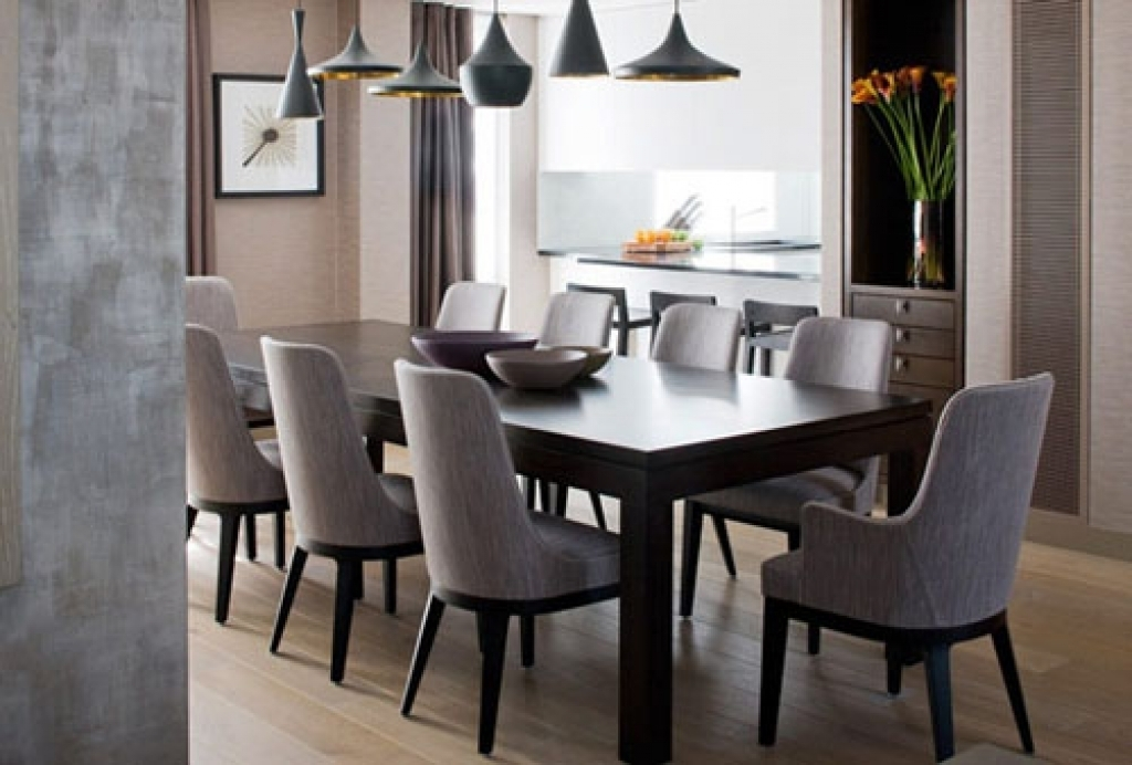 Grey Dining Room Chairs - Kallekoponen intended for Dining Tables Grey Chairs