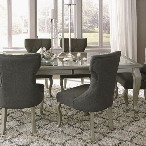 Grey Dining Room Furniture Best Of 20 Cute Dining Table Chairs Ideas For Jaxon Grey 5 Piece Round Extension Dining Sets With Wood Chairs (Image 4 of 25)
