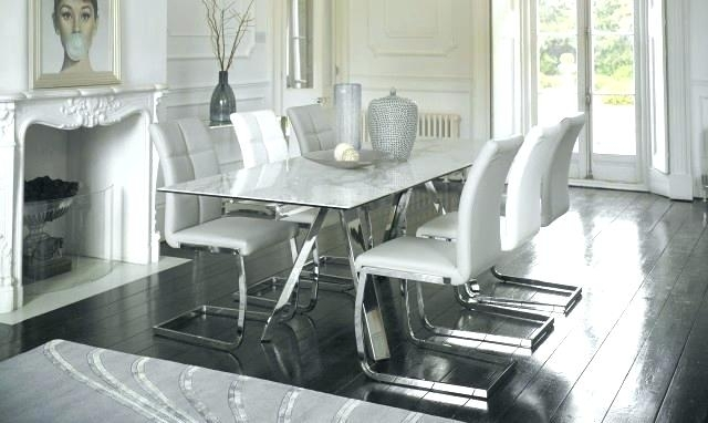 Grey Marble Dining Table Stone 8 Seater – Fondodepantalla Inside Extending Marble Dining Tables (Image 12 of 25)