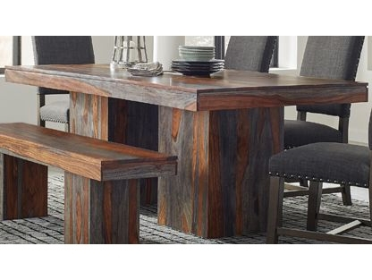Grey Sheesham Dining Table – Shop For Affordable Home Furniture With Sheesham Dining Tables (Image 6 of 25)