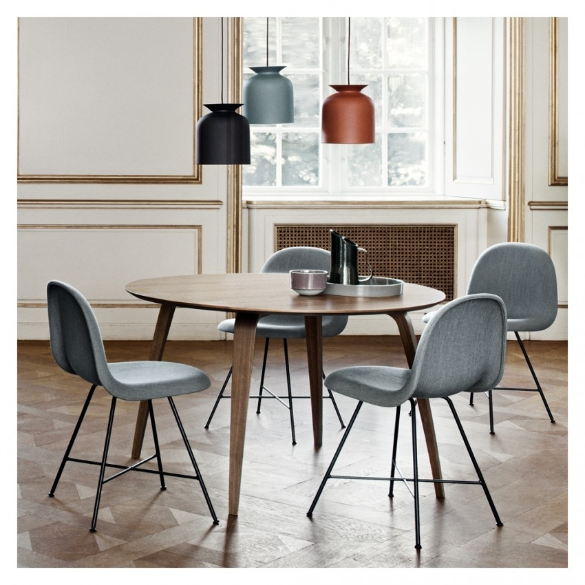 Gubi Round Dining Table - The Conran Shop inside Round Dining Tables