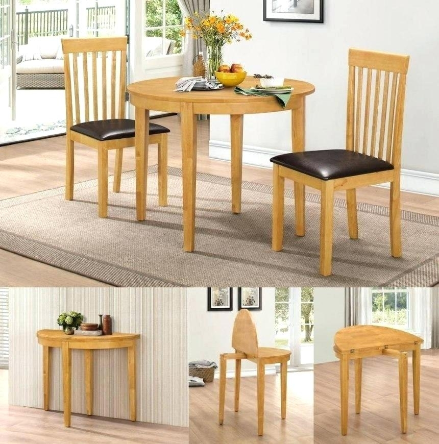 Half Moon Dining Table Half Round Dining Table Dining Tables regarding Round Half Moon Dining Tables