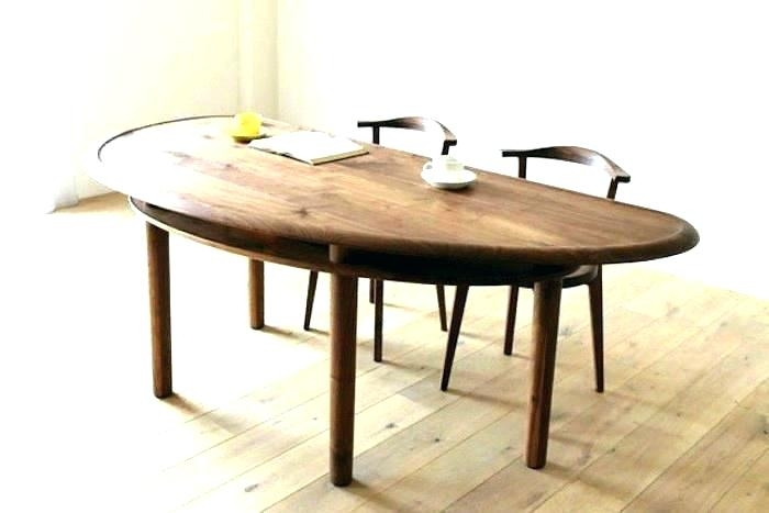 Half Moon Dining Table Set – Castrophotos Throughout Half Moon Dining Table Sets (View 7 of 25)