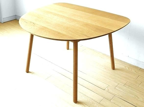Featured Photo of Round Half Moon Dining Tables