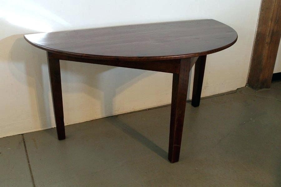 Half Moon Dining Tables – Soulpower For Round Half Moon Dining Tables (Image 13 of 25)