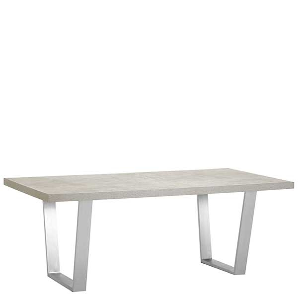 Halmstad Dining Table, Concrete | Tables | Dining Room Inside Dining Tables (View 20 of 25)