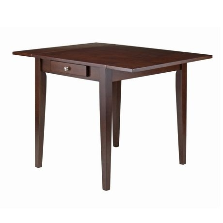 Hamilton Double Drop Leaf Dining Table, Item 94141 | Walmart Canada Inside Cheap Drop Leaf Dining Tables (View 22 of 25)