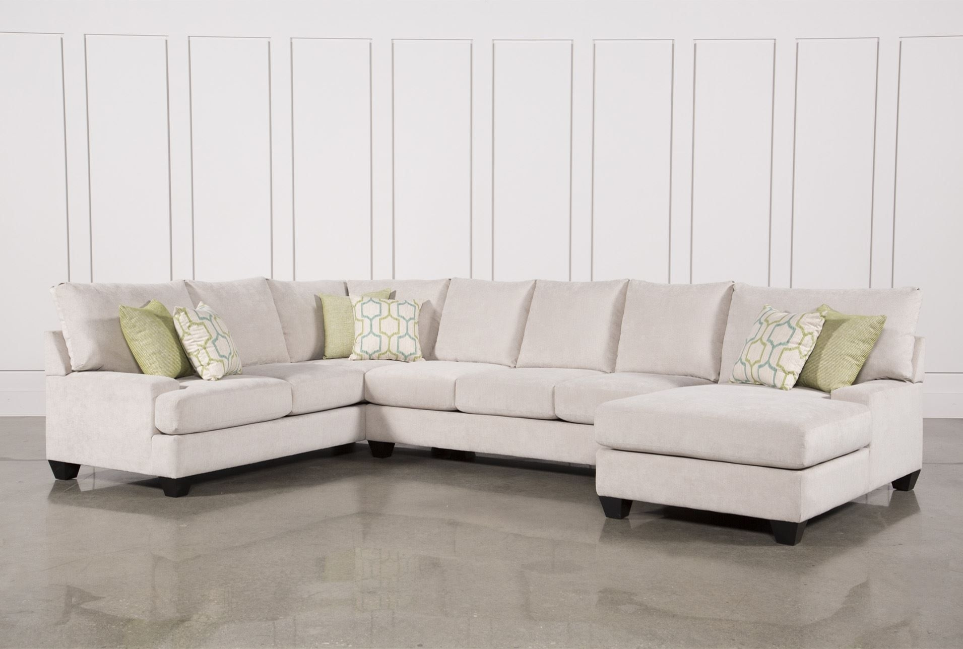 Harper Foam 3 Piece Sectional W/raf Chaise | Family Room | Pinterest Within Mesa Foam 2 Piece Sectionals (Image 8 of 25)