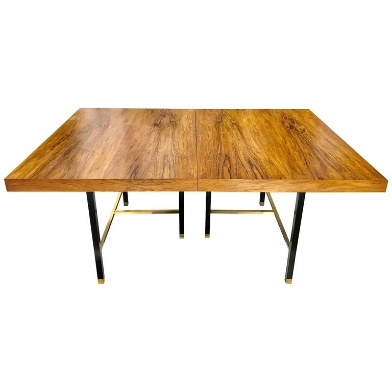 Harvey Probber Dining Table For Sale At 1Stdibs For Harvey Dining Tables (Image 19 of 25)