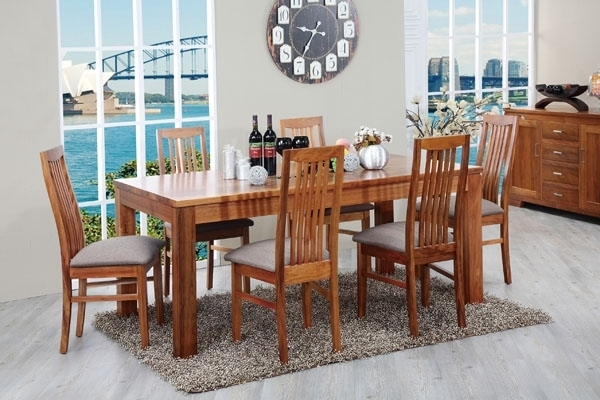 Havana Dining Table & Dining Chair « Urban Furniture Superstore Regarding Havana Dining Tables (Image 12 of 25)