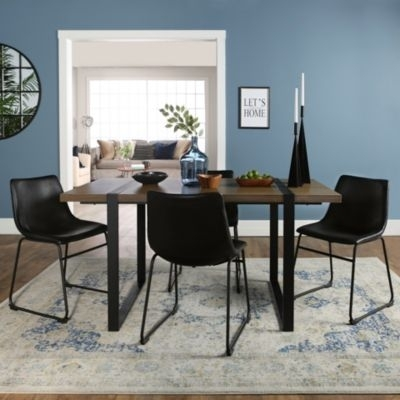 Have To Have It. Harmonia Living Urbana Patio Dining Set - intended for Chapleau Ii 7 Piece Extension Dining Tables With Side Chairs