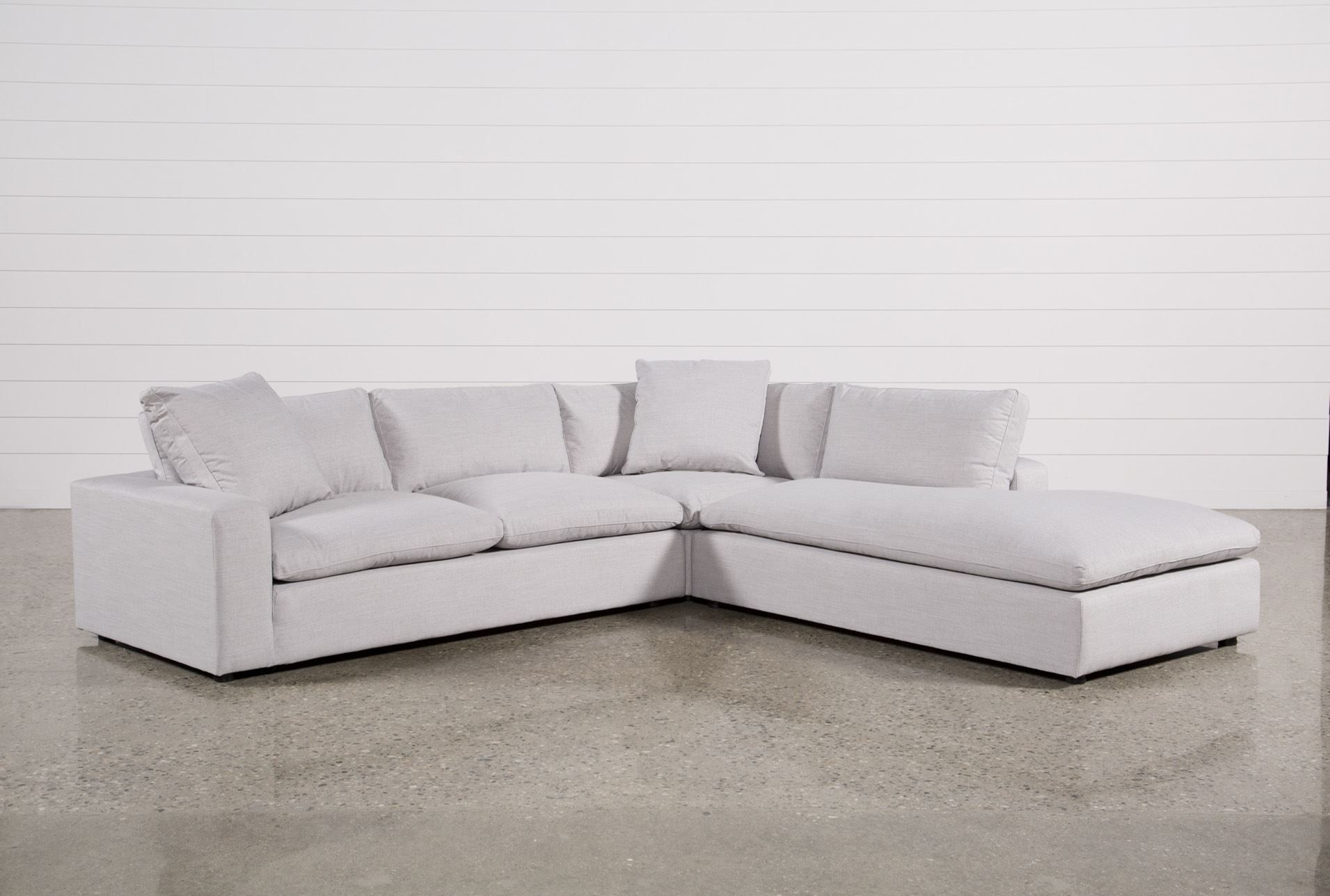 Haven 3 Piece Sectional | Sofas And Sectionals | Pinterest | 3 Piece For Elm Grande Ii 2 Piece Sectionals (Image 19 of 25)